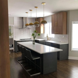 old kitchen cabinets painting Chicago