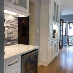 after kitchen cabinet installation Chicago