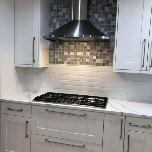 after installing kitchen cabinets Chicago