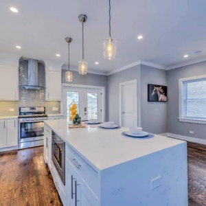 kitchen cabinets painting Chicago & cabinet refacing