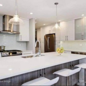 kitchen cabinets painting Chicago & kitchen cabinet refacing