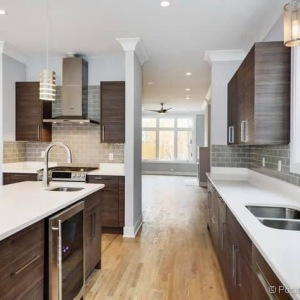 kitchen cabinets painting Chicago & kitchen cabinet refacing Chicago