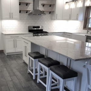 kitchen cabinets painting Chicago & installing kitchen cabinets