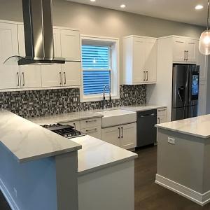 kitchen cabinets refinishing & kitchen cabinet installation Chicago