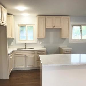 kitchen cabinet installation Chicago & kitchen cabinets refinishing