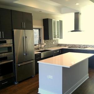kitchen cabinet refacing Chicago & kitchen cabinet installation Chicago