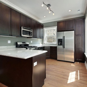 kitchen cabinets refinishing & cabinet installation Chicago
