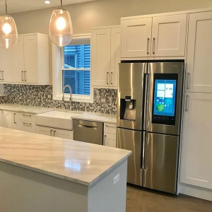 kitchen cabinets painting & kitchen cabinet refacing Chicago