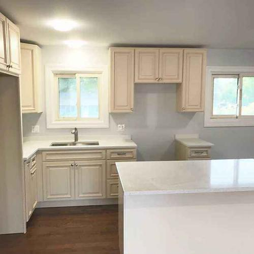 cabinet refacing service in Chicago